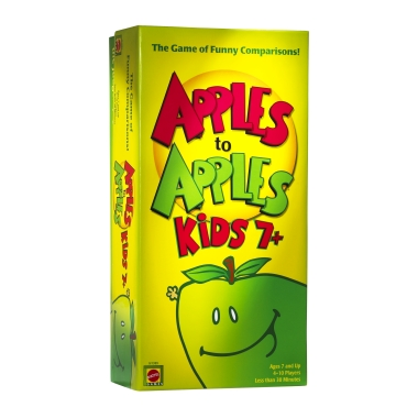 apples to apples games for kids