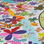3 ways to organize your children's artwork and school forms